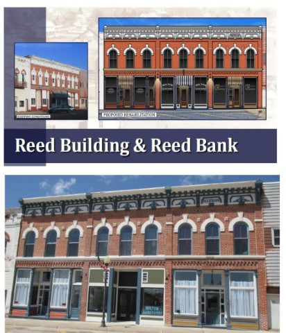 Reed Building/Bank